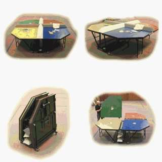 Game Tables Table Tennis Tables   Poly Pong Table Sports