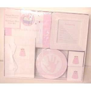 Thank Heaven FOr Little Girls Keepsake Box Gift Set