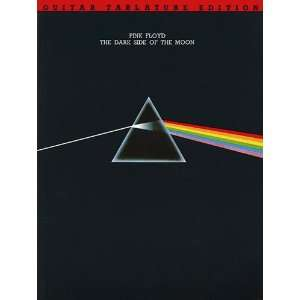 Pink Floyd Dark Side Of The Moon   Guitar Tab Songbook