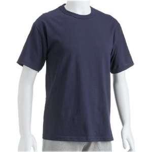 Pro Club Heavyweight T shirt 100% Cotton navy xlarge