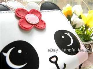 Pandada Cute Panda Die Cut Billfold Wallet Coin Purse
