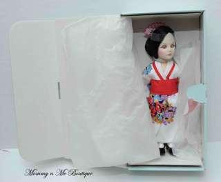 Effanbee International Collection Japan Doll 1987 HTF
