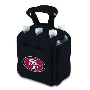 Six Pack  Blk (San Francisco 49ers) Digital Print