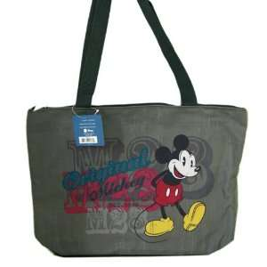 Mickey Mouse Large Green Tote Bag   Mickey Tote Handbag Toys & Games