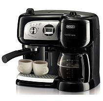 DeLonghi Pump Combination Coffee/Espresso Machine