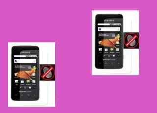 ANTI GLARE* Screen Protector Straight Talk Samsung Galaxy Precedent