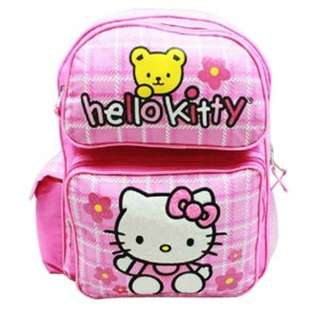 Hello Kitty Sanrio Hello Kitty Toddler Backpack   Flowers