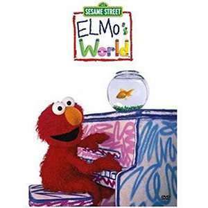 Elmos World DVD  Shop the Ticketmaster Merchandise Official Store