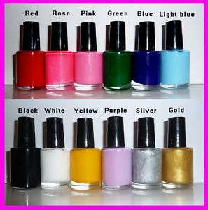Nail Art Stamping Special Polish for template 15ml