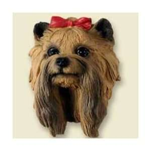 Yorkshire Terrier Dog Magnet: Kitchen & Dining