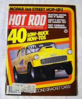 Hot Rod April 1979 Mopar 360 Street Hop Up