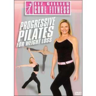 Gillies Core Fitness Progressive Pilates For Weight Loss (Full Frame