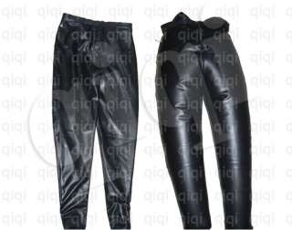 Latex (rubber) Inflatable Trousers  0.8mm suit catsuit