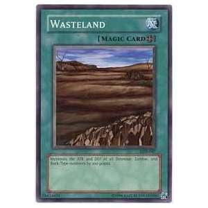 Yu Gi Oh   Wasteland   Legend of Blue Eyes White Dragon