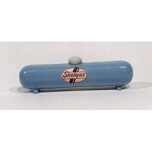 LARGE BLUE PROPANE TANK   JL INNOVATIVE DESIGN HO SCALE