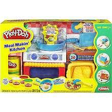 Play Doh Fun with Food   Meal Makin Kitchen   Hasbro