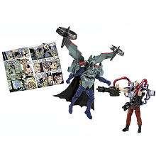 Action Figures   Batman vs. Bane (Colors Vary)   Mattel