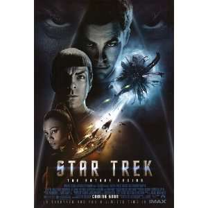 Star Trek XI Imax Ver A Movie Poster Double Sided Original
