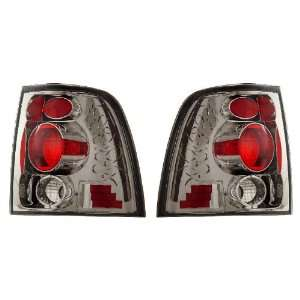 FORD EXPEDITION 03 06 TAIL LIGHT CHROME NEW Automotive