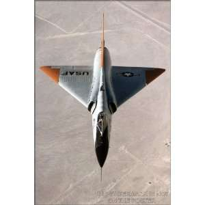 F 106 Delta Dart   24x36 Poster (p3) Everything Else