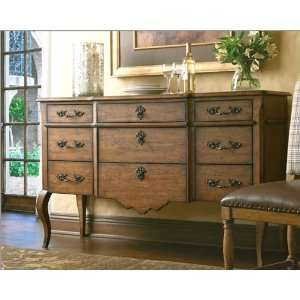 Universal Furniture Sideboard French Country UF025779 Home & Kitchen