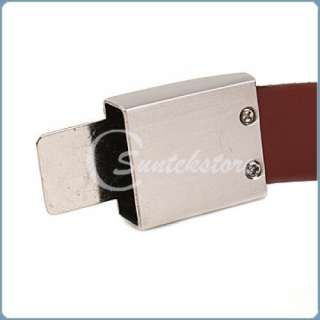 2G 2GB Bracelet Leather Wrist Band USB 2.0 Flash Drive