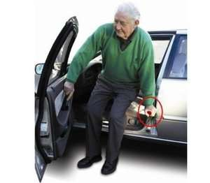 PERFECT Car Door Assist Handle Grip Grab Bar Elderly Mobility Aid Aide