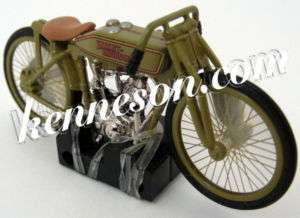 Harley Davidson 1920 Racer Hot Wheels Motorcycle