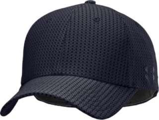 UNDER ARMOUR 1219734 MENS TACTICAL STRETCH FIT CAP HAT BLACK DESERT
