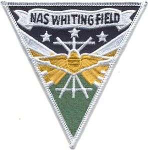USMC NAS Naval Air Station Whiting Field Patch