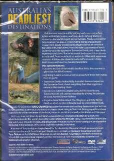 AUSTRALIAS DEADLIEST DESTINATIONS 2 Cassowaries Sharks