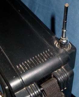 vintage PANASONIC RF 2800B shortwave transistor RADIO 6 bands w/BFO