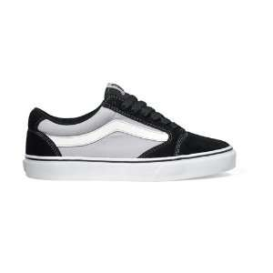 Vans Shoes TNT 5   Black/Grey/White   Size 13: Sports