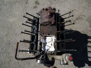 03 04 Ford 6.0 Diesel Short Block Engine (Core) F250 F350 Super Duty