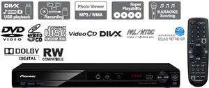Pioneer DVIX Region Code Zone Free Pal/NTSC DVD Player 884938129084