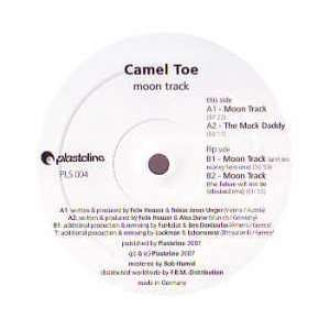CAMEL TOE / MOON TRACK CAMEL TOE Music
