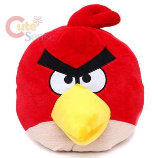 Rovio Angry Birds Red Bird Plush Doll  16 Jumbo Size