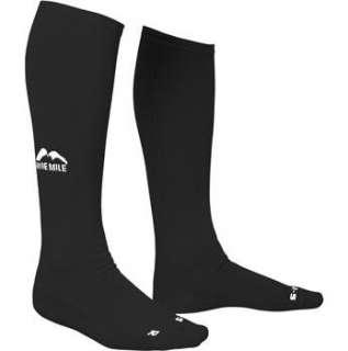 High Calf Compression Sports Running Socks Mens Ladies Womens