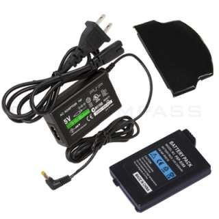 PSP Slim 2000/3000 1x Home AC Wall Power Adapter Charger for SONY PSP