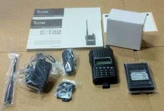 Watt VHF & UHF DUAL BAND Two Way Radio Hand Held Portable Radio