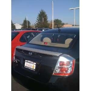 Nissan Sentra JSP® Rear deck lid Lip Spoiler OE Style 07 08 09 10 12