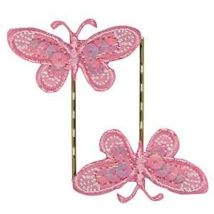 Gimme Clips Claire Butterfly Hair Pins Health & Personal