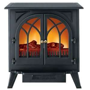 FAGNYAN 750W/1500W Free standing Electric Fireplace Stove, Classic