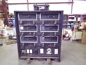 MILLER 903512 MARK VI CC DC WELDING PANEL ,USED