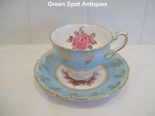 Royal Stafford (Margaret Rose) Bone Tea China Cup & Saucer