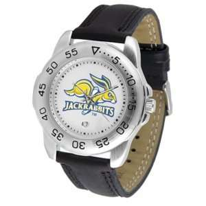 South Dakota State Jackrabbits NCAA Sport Mens Watch (Leather Band