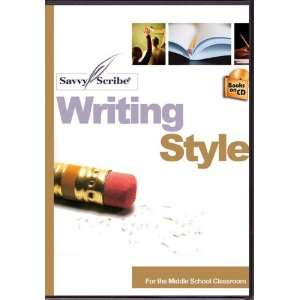 Savvy Scribe Writing Style Book on CD: Teachers Discovery: Books