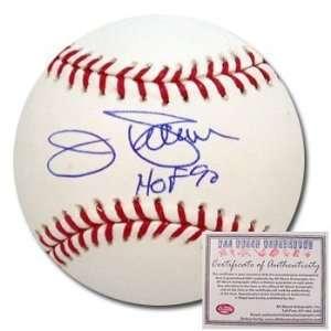 Jim Palmer Baltimore Orioles Hand Signed Rawlings MLB Baseball with