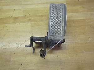 harley davidson golf cart three wheeler Gas Accelerator Pedal