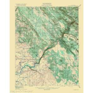 USGS TOPO MAP COPPEROPOLIS QUAD CALIFORNIA CA 1916: Home